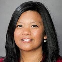 OKF board member Marissa Tirona