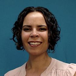 OKF board member Nicole Branch
